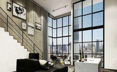 The-Lofts-Asoke-Bangkok-condo-1-bedroom-for-sale